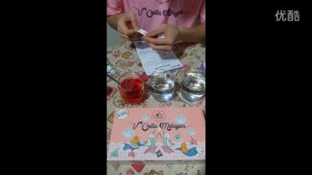 泰国春天小屋Vcolla胶原蛋白,经检测,不含人工色素,其红色来源于红色花提取的天然色素,非常健康安全,放心饮用!