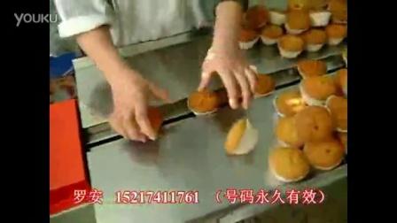 面包自动包装机 自动充氮气包装机