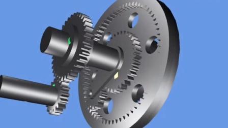 机械设计基础 第2版 教学视频素材 第17章 12复合齿轮系