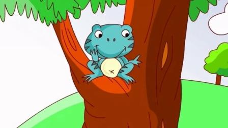 【教育动画】中文故事⑵ 第088集 夸口的青蛙