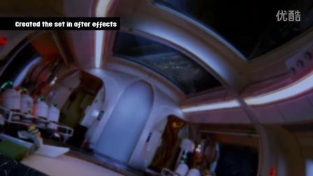 CGI VFX Breakdown HD- 'Space Tripping' by - Eyal Be