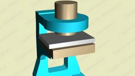 机械设计基础 第2版 教学视频素材 第5章 冲压剪切