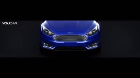 新款2015福特福克斯轿车 外观内饰详解