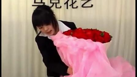日式插花插花艺术培训办公室前台插花程