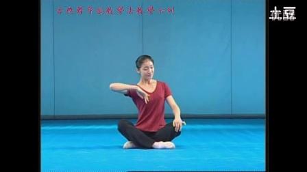 古典舞身韵教学法示例(高清)