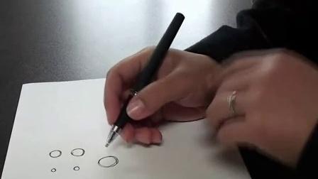 蔡新老师教书法-正确握笔姿势_标清