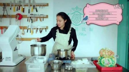 电压力锅做蛋糕视频12自己做蛋糕