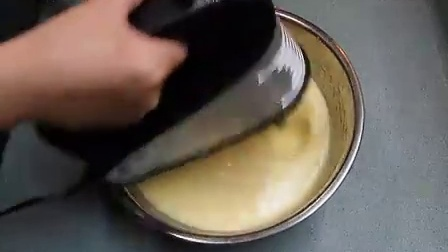 蛋糕 蜂蜜小蛋糕(全蛋打法)