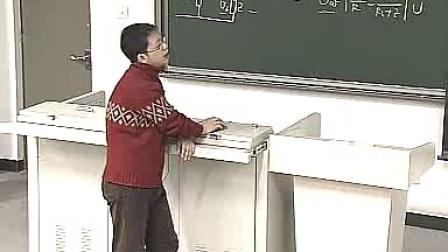清华大学本科电路原理41.对称三相电路计算,三相电路的功率(L19,上)_标清
