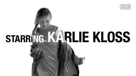 """花絮:Karlie Kloss演绎本季第三波""""新金属""""系列"""