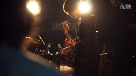 后摇乐团December 3.20@东京Shelter Live house