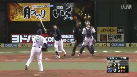 2016年03月25日 埼玉西武 vs オリックス 5上