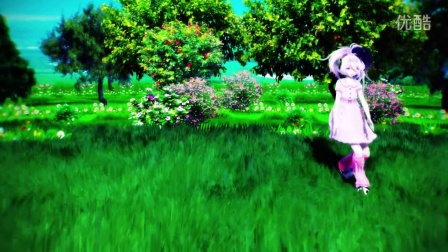 【MMD Non-R18】神のまにまに ( At God's Mercy  Kami no Manimani ) N2+CShaderテスト【V-Flower】