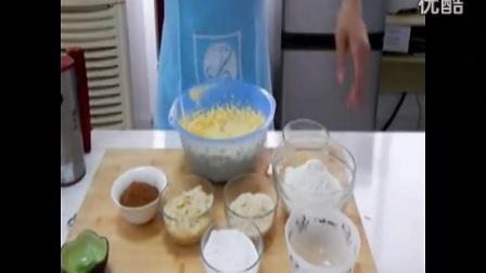 酥点 美的电烤箱制作杏仁可可酥饼