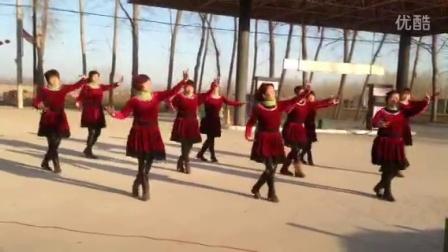 唐县西上素姐妹健身队广场舞