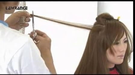 时尚美发造型 流行剪发教程视频