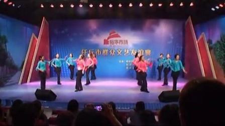 大麦 叶青汁副作用_南代河娱乐广场舞队在任丘正月十三大鼓会上的表演