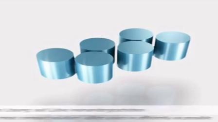 HOREX 革命性直列小夹角6缸发动机原理。