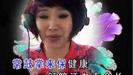 二人台【自由调】演唱;玲珑
