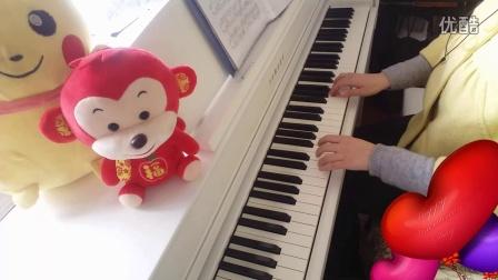 林俊杰《她说》钢琴版_tan8.com