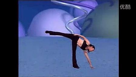 每日必练减肥瑜伽初级教程在家练全套体型训练-张菁_6