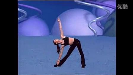 最新-张菁天天练减肥瑜伽初级教程在家练全套体型训练_6