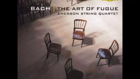 巴赫 - 赋格的艺术  BWV 1080.