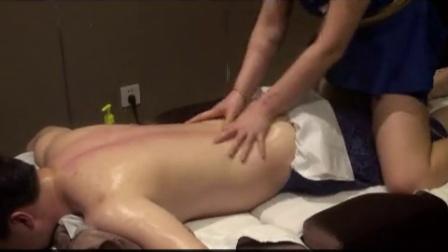 美女推拿·刮痧·拔罐精彩视频手法