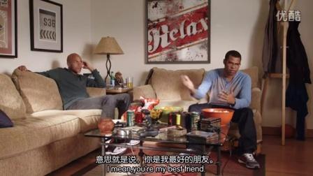 黑人兄弟·双语字幕·第一季全八集合集:全程核能笑尿,无节操下限⑧