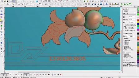 电脑浮雕设计培训教程视频 北京精雕软件教程 雕刻机浮雕设计培训视频