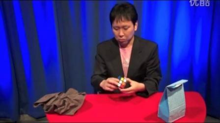 2013 神奇的魔方 The Cube by Takamitsu Usui