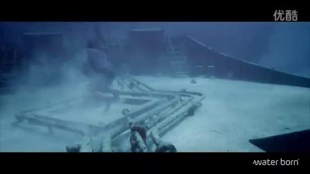 海底沉船残骸上拍摄的动作大片《an enemy is born》超精彩!