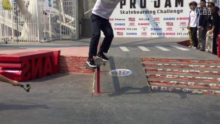 iphone + olloclip  上海滑板活动手机片段