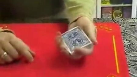 扑克牌三明治教学