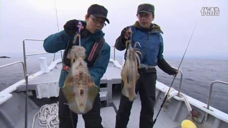 大型魷魚來襲