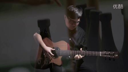 田馥甄《你就不要想起我》吉他独奏——武汉弦木吉他武振声