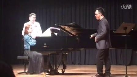 蒋志伟《天空海洋》指导老师:杨岩 钢琴伴奏:点点(林韶) 二沙岛星海音乐厅