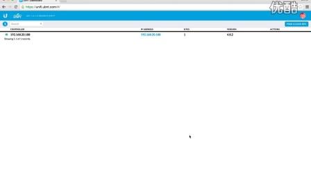 升级 UniFi Cloud Key 及采用 UniFi AP 的演示视频