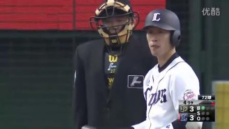 2016年03月27日 埼玉西武 vs オリックス 4下