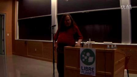 LibrePlanet 2016 颁奖环节以及 RMS 的主旨演讲