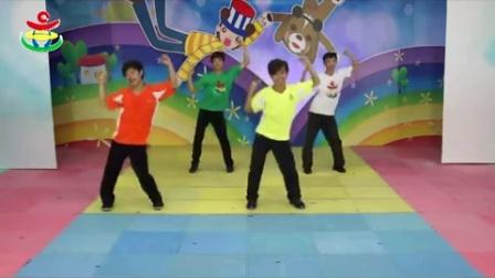 六一儿童节舞蹈视频  13彩虹的微笑   幼儿舞蹈视频