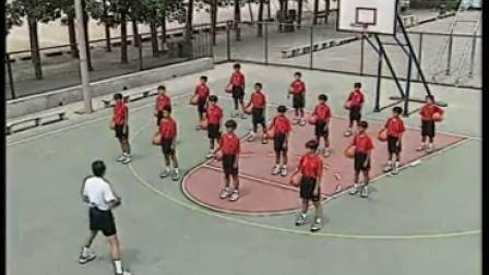 篮球运球基本技术教学视频1-JSIsidjiJDISJ