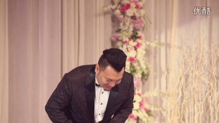 爱派-岳鹏 2016《爱的礼物》主题西式婚礼