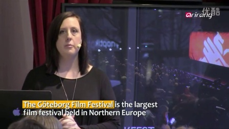 """SNOW PATHS"" INVITED TO THE GOTEBORG FILM FESTIVAL"