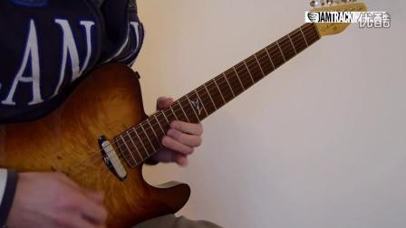 【牛棚日记】[Jamtrack]Luca Mantovanelli _pentatonic masterclass_intermediate