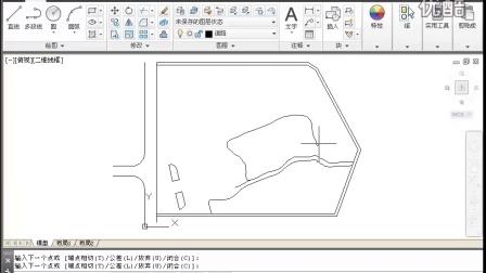 园林规划图cad教程  cad视频 想学习的加qq群 239793417