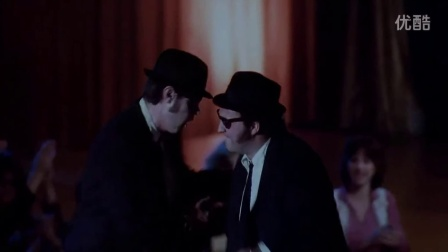 【布鲁斯兄弟】The Blues Brothers - Sweet Home Chicago