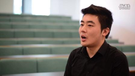 DMU优秀中国学生代表景吉堃