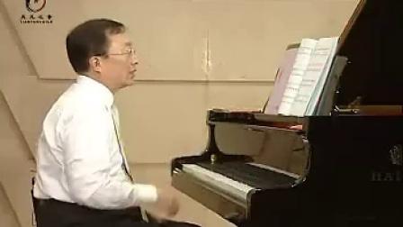 音协新版钢琴演奏考级一级第五讲-外国乐曲1.乡村快步舞曲2.摇摆