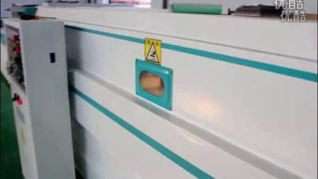 板式家具全自动开料机 衣柜 橱柜门开料机 覆膜机 15588829690